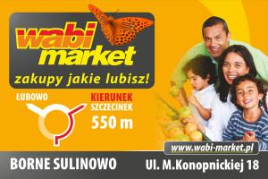 Tablica Wabi Market